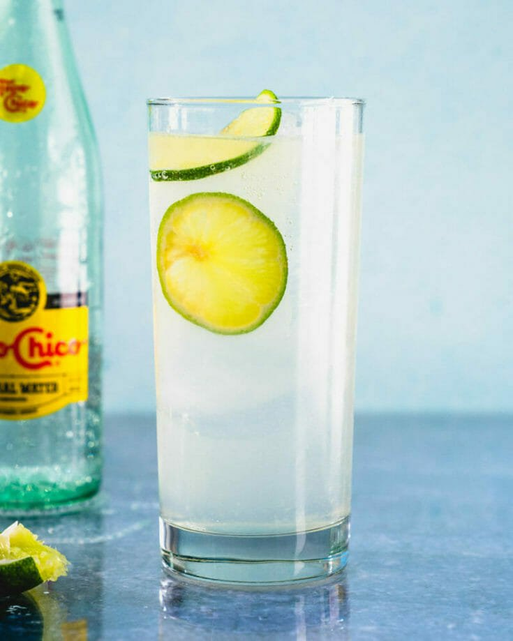 Tequila Highball (Ranch Water)