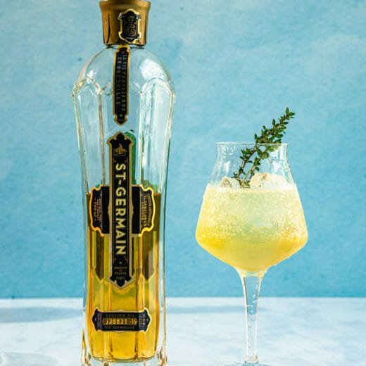 St Germain Spritz