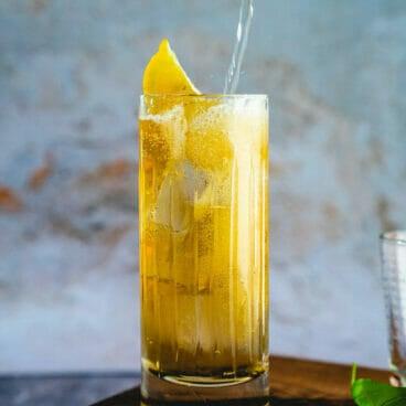Highball cocktails