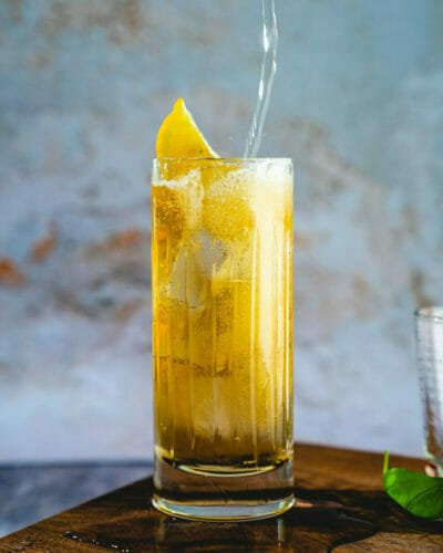 Highball cocktails