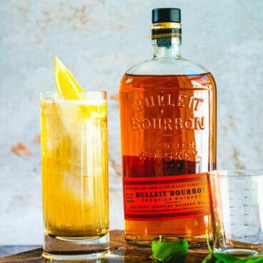 Rye vs bourbon