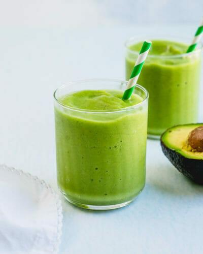 Best avocado smoothie