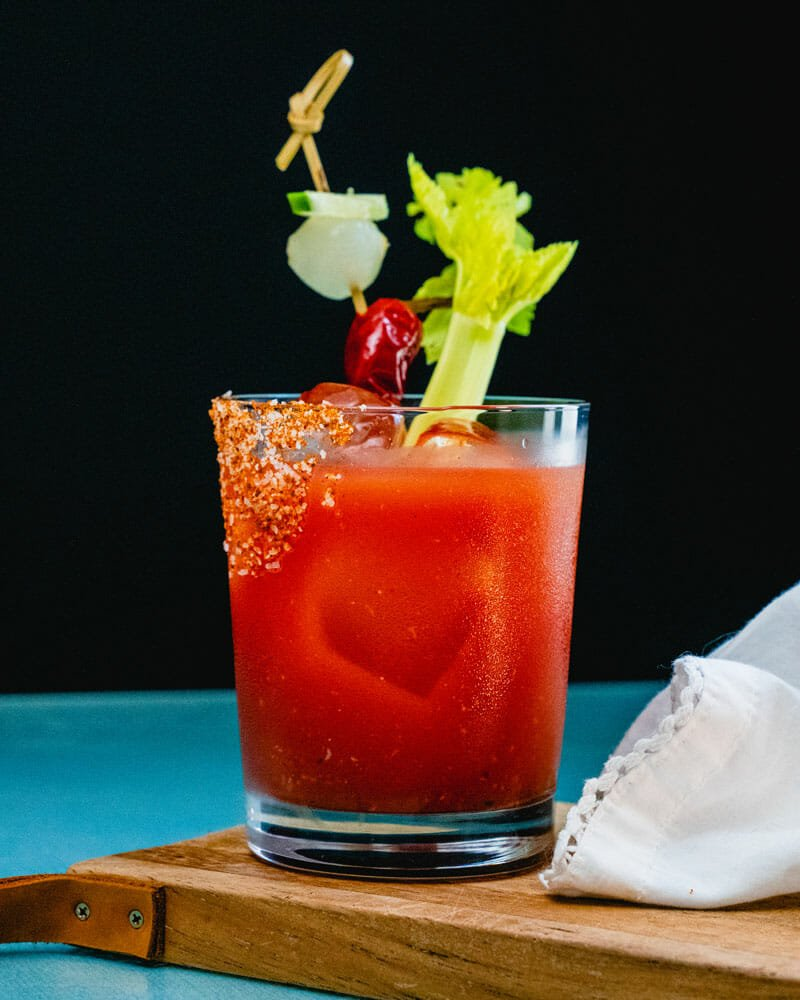 How to make a bloody maria
