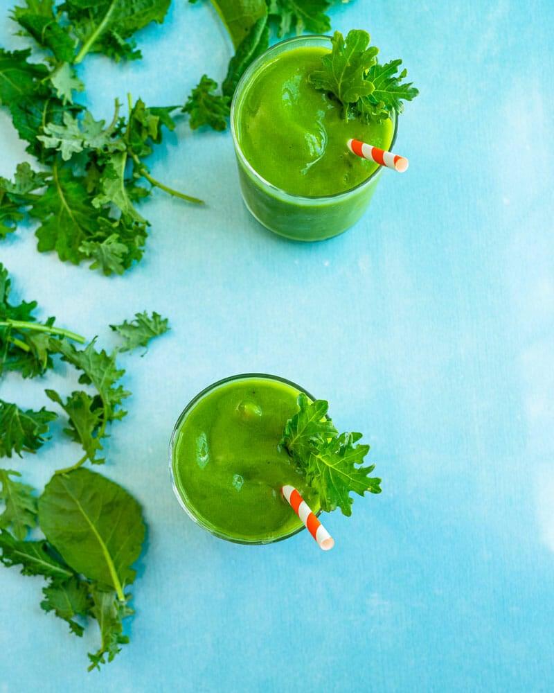 Kale smoothie