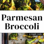 Parmesan Broccoli
