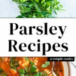 Parsley Recipes