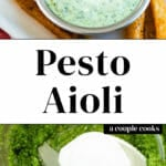 Pesto Aioli