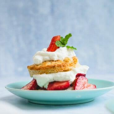 Shortcake biscuits