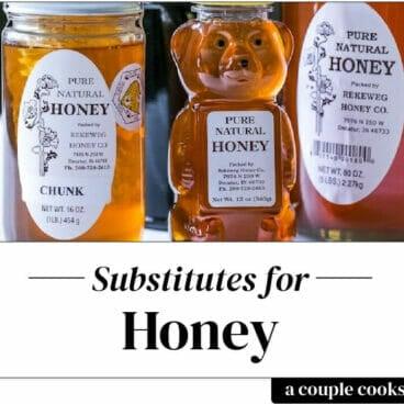 Honey substitute