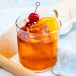 Wisconsin Old Fashioned