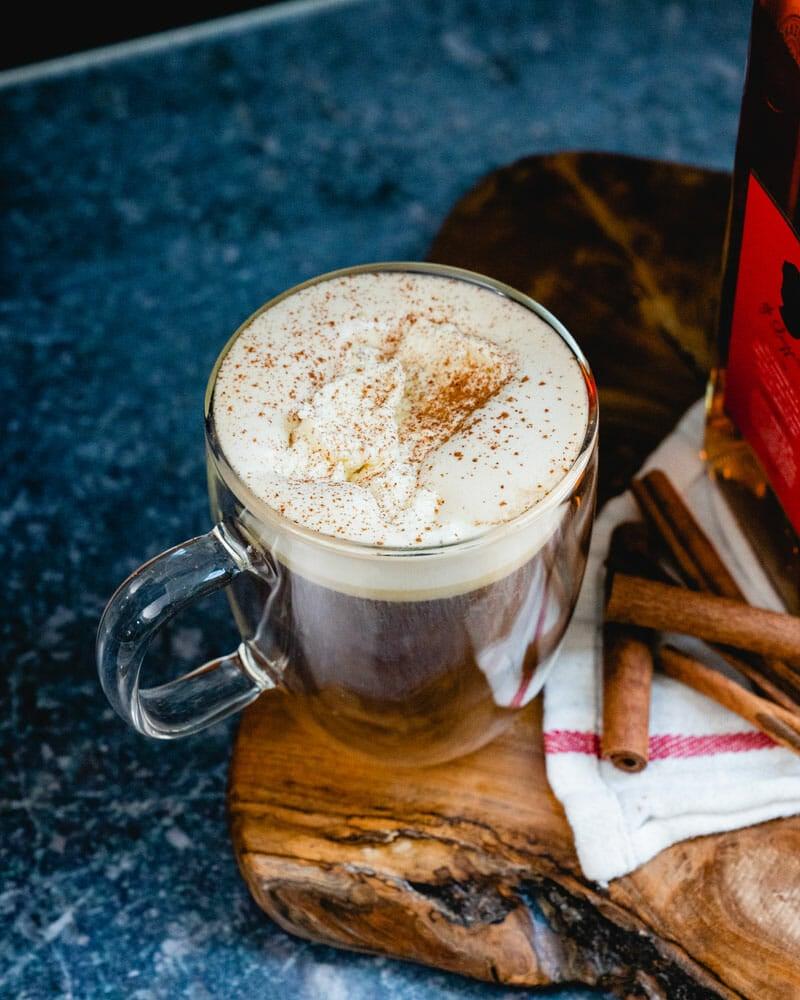 Amaretto coffee