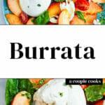 Burrata Recipe