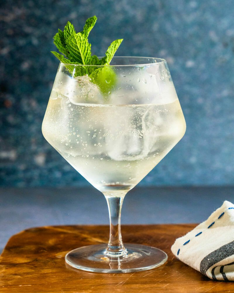 Lillet cocktail