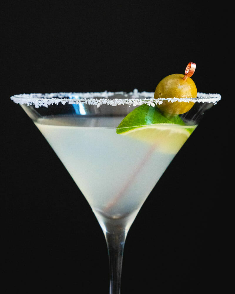 Perfect Mexican Martini – A Couple Cooks