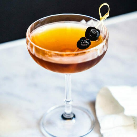 Rob Roy drink