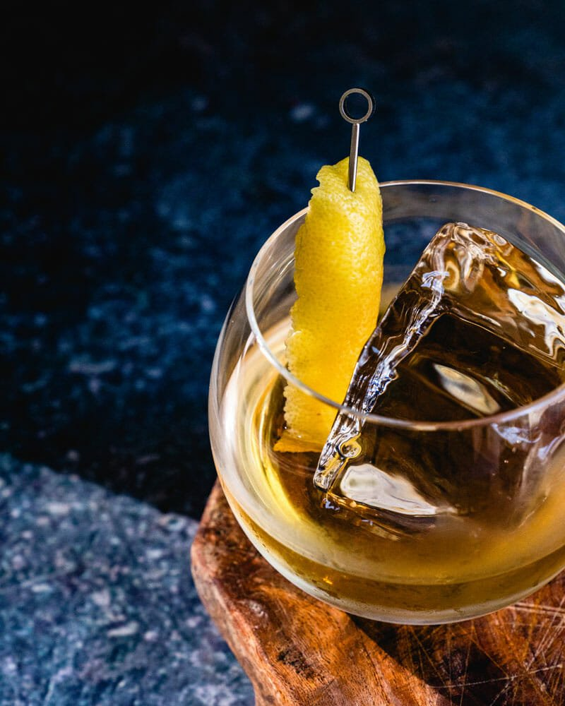 How to make a Rusty Nail