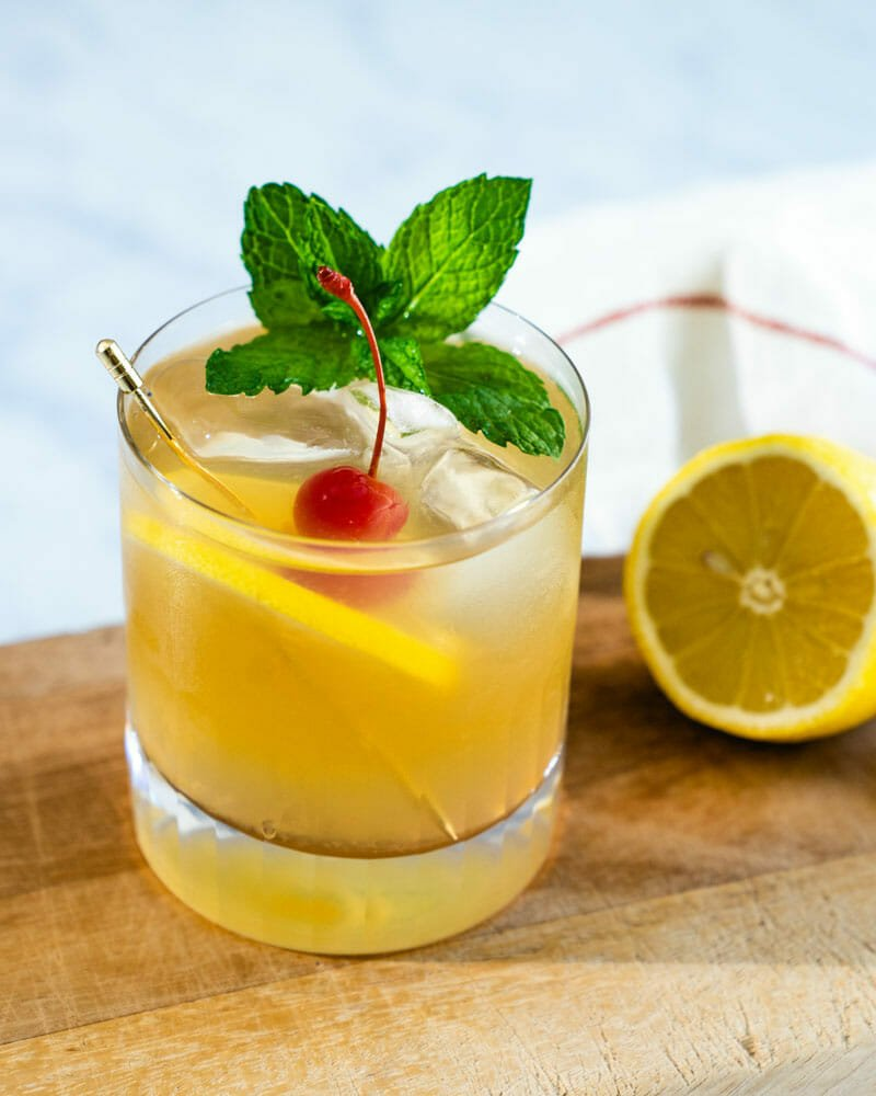 20 Best Lemon Cocktails To Try Now A Couple Cooks