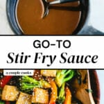 Go-To Stir Fry Sauce