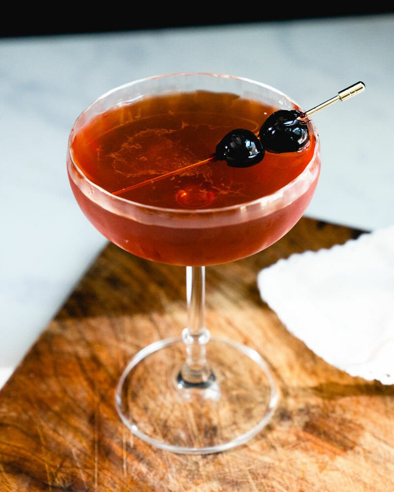 La Louisiane cocktail