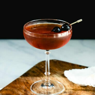 La Louisiane cocktail
