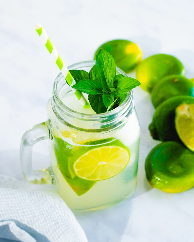 Limes and limade