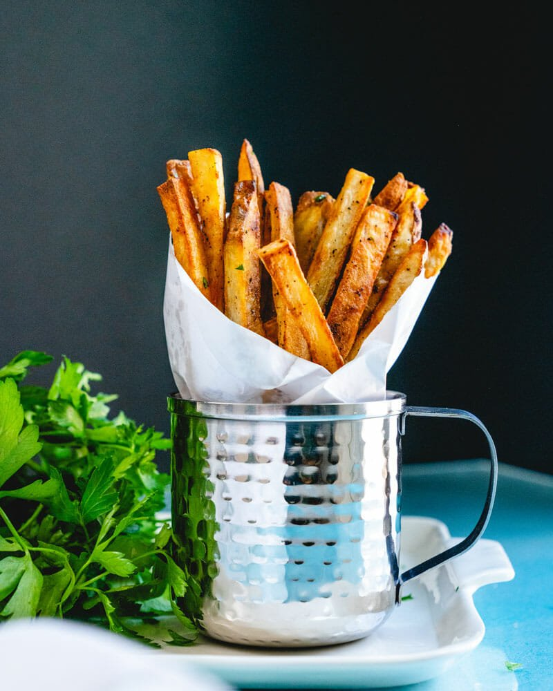 How to make pomme frites