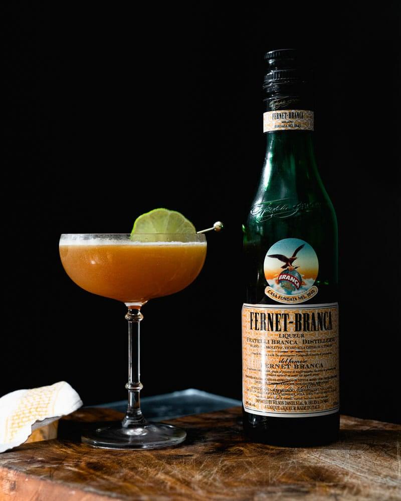 Fernet cocktail