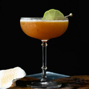 Fernet Sour Cocktail