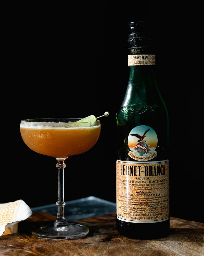 Fernet branca cocktails