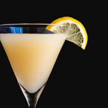 Ginger martini