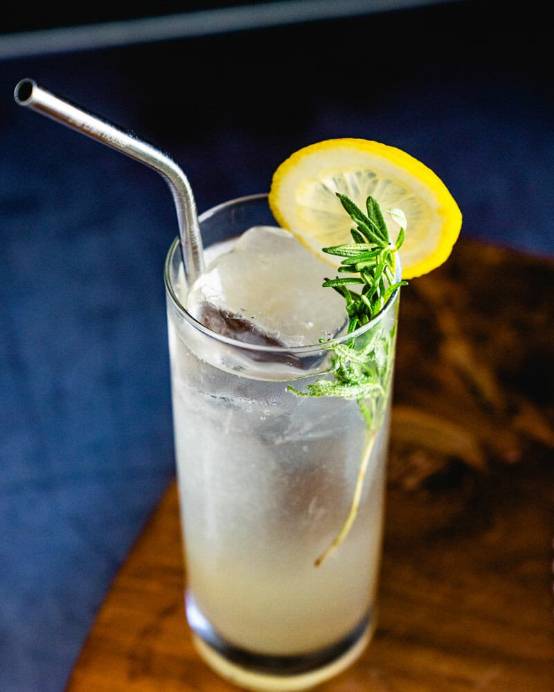 Rosemary cocktail