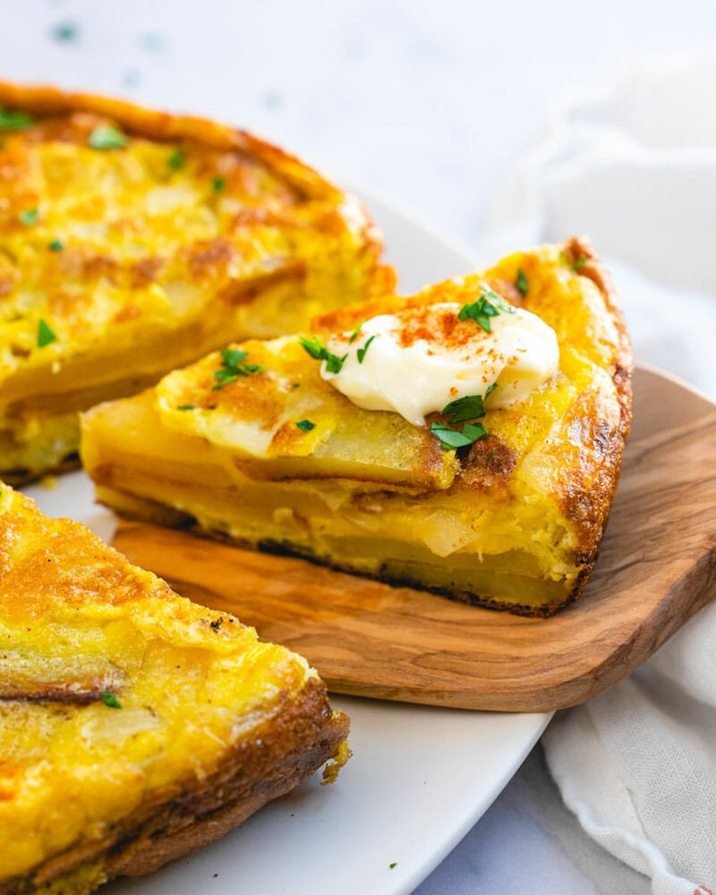 How to make Spanish tortilla