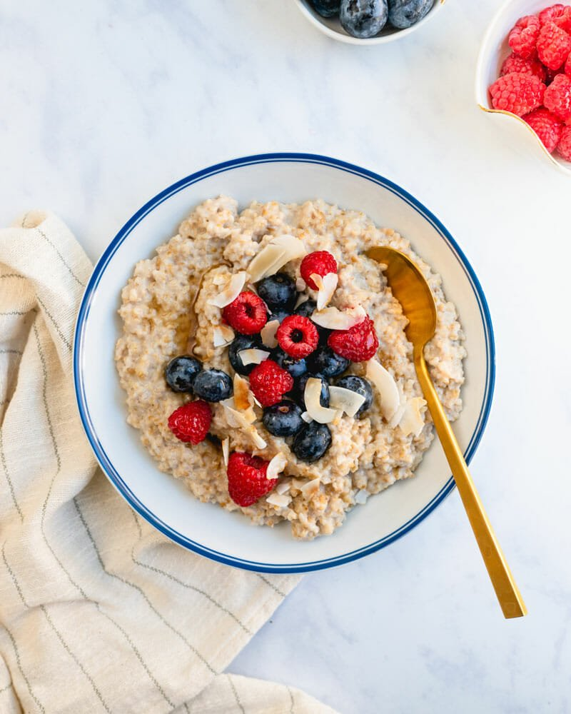 How to make steel cut oats