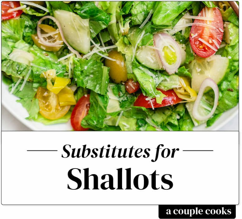 Shallot Substitute