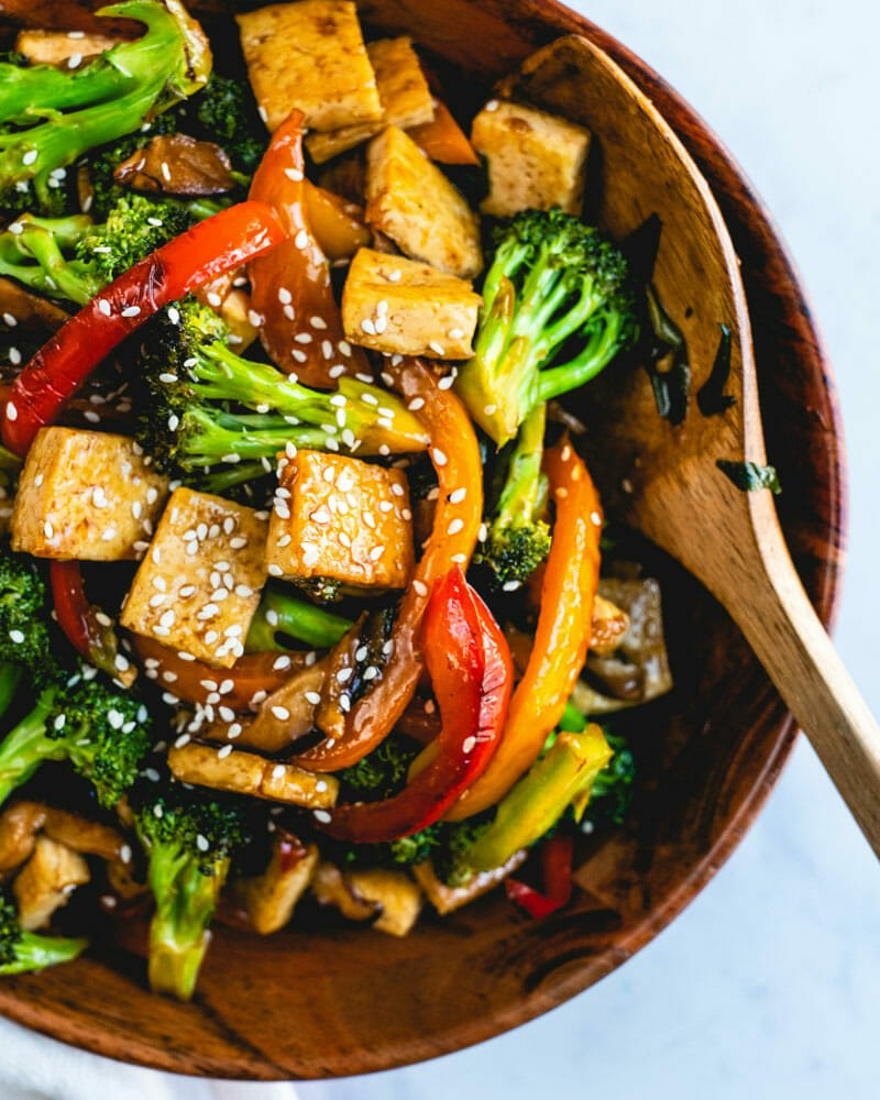 Go To Tofu Stir Fry A Couple Cooks