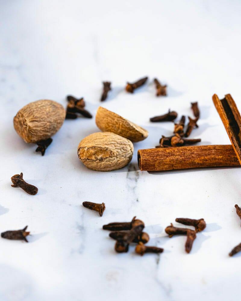 Masala chai spices