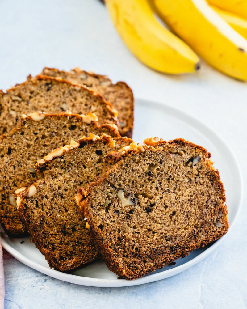 How to make banana nut bread