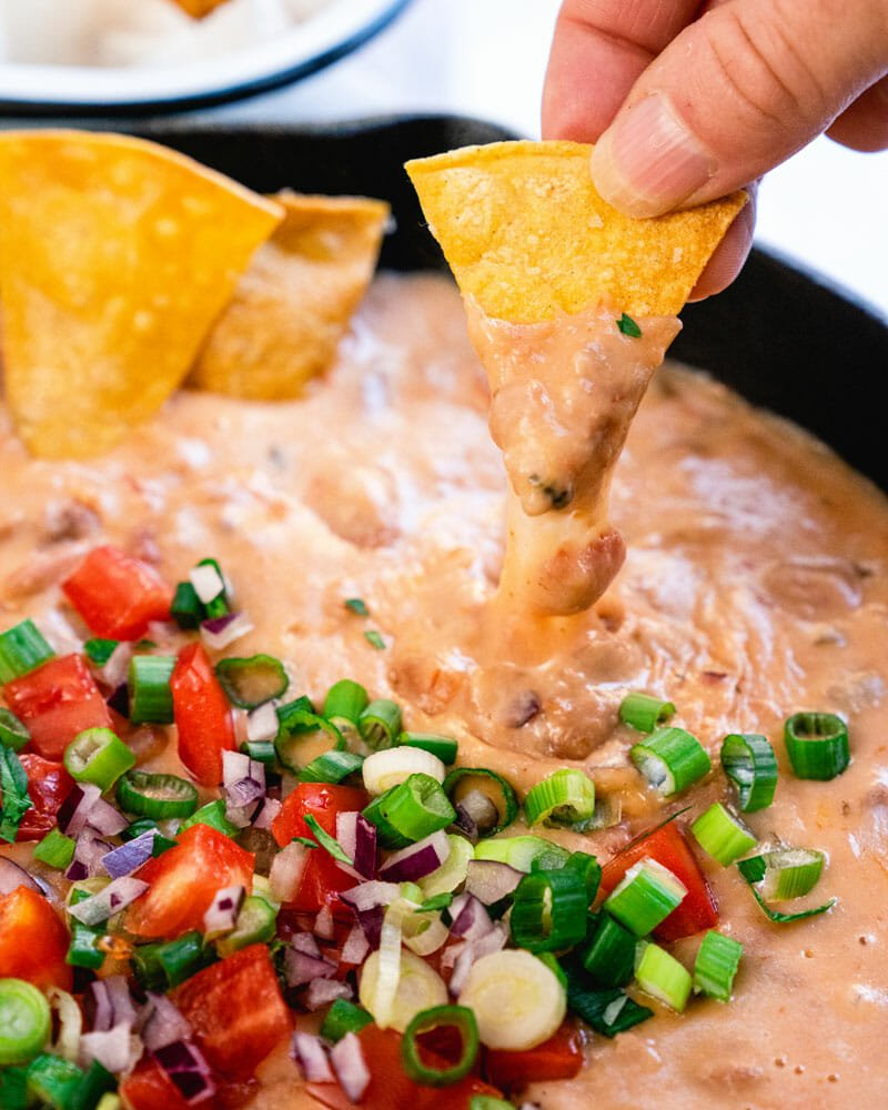 Bean dip recipe