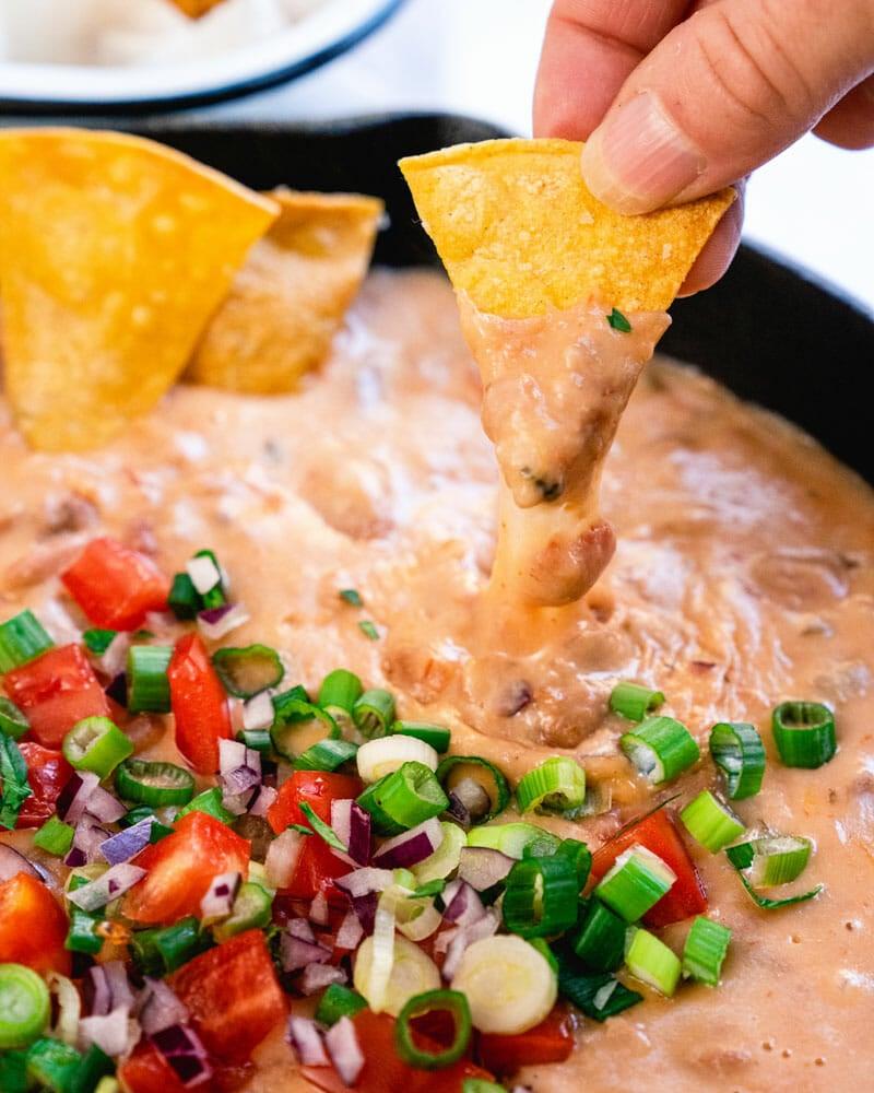 Bean dip recipe