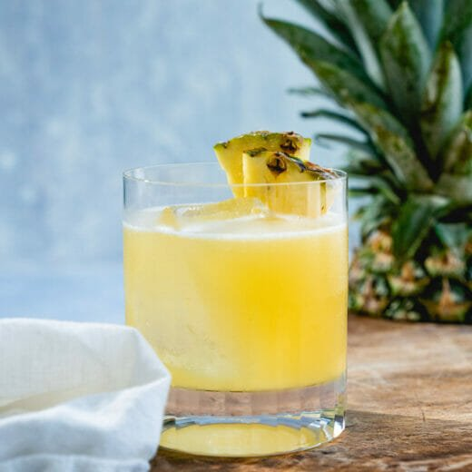 Pineapple margarita