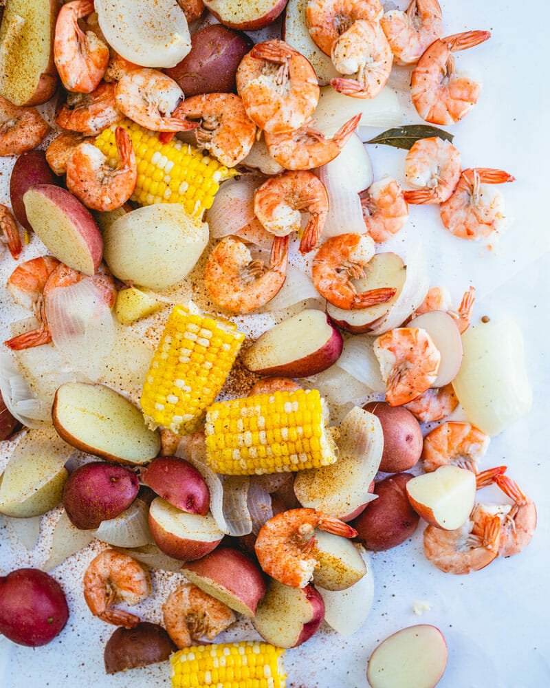 Classic Shrimp Boil