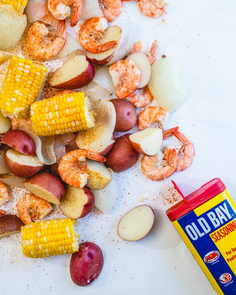 How to make a shrimp boil