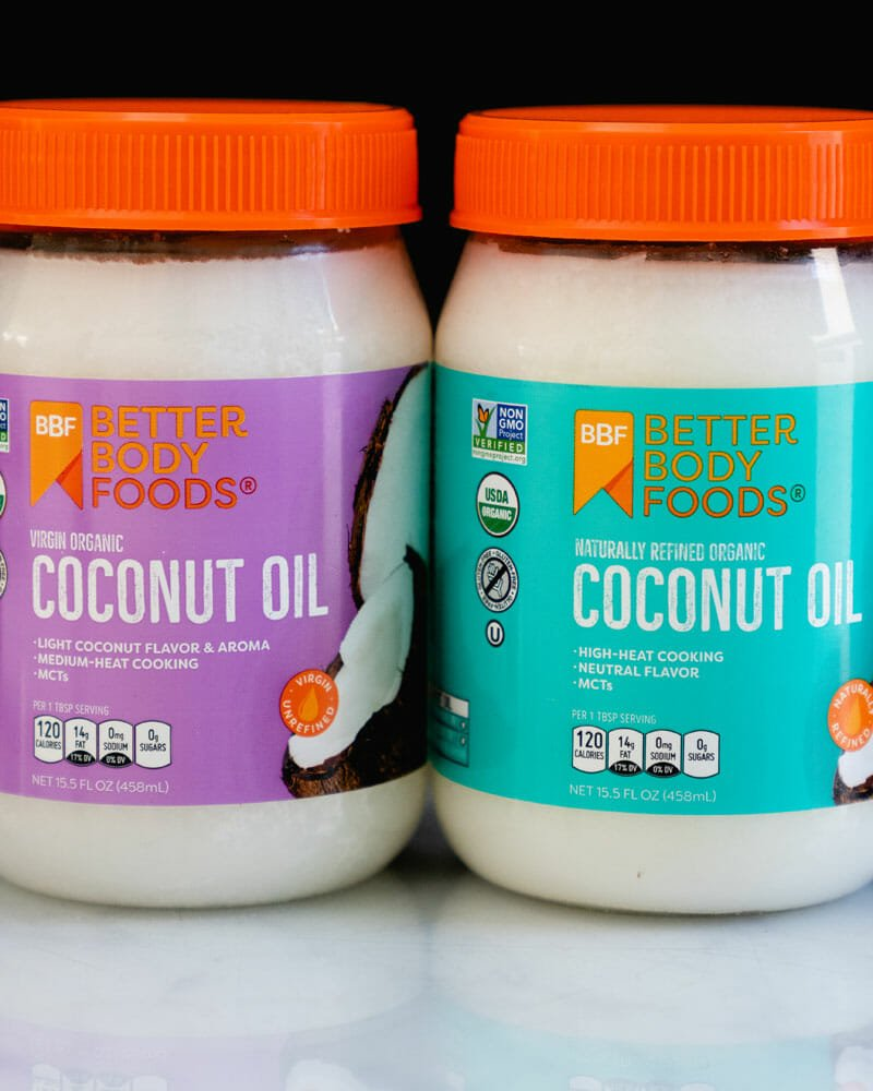 Coconut oil recipes