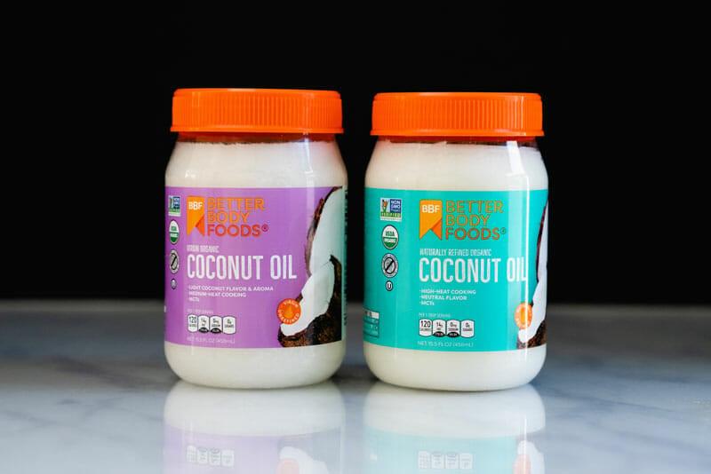 Refined vs Unrefined Coconut Oil
