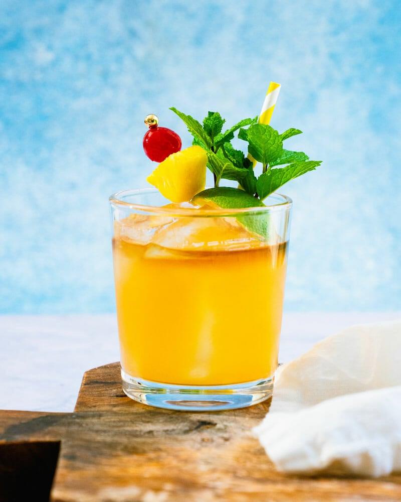 Mai Tai recipe | Mai tai cocktail