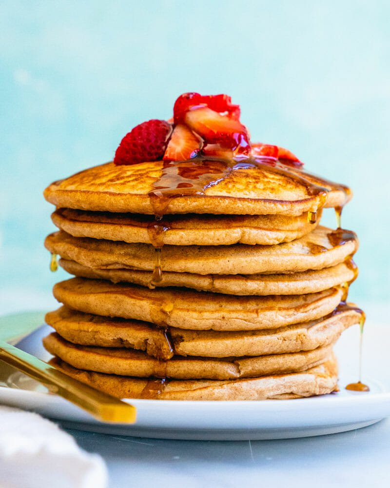 Pancakes without eggs