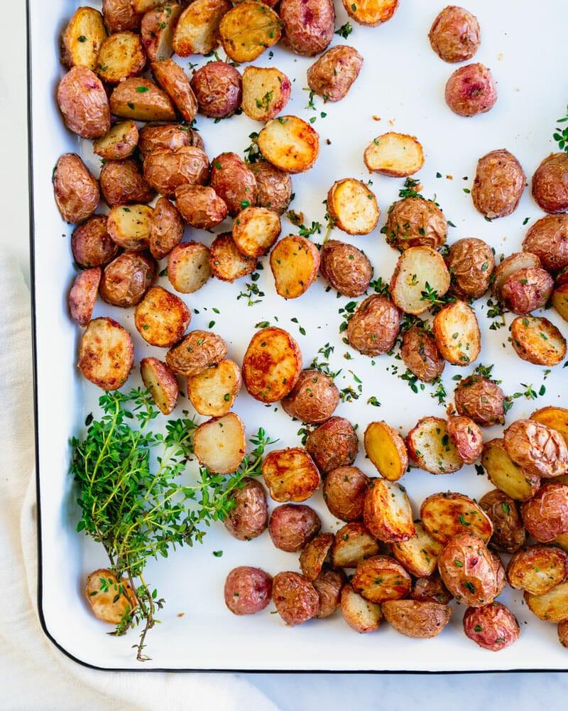 Roasted potatoes recipe