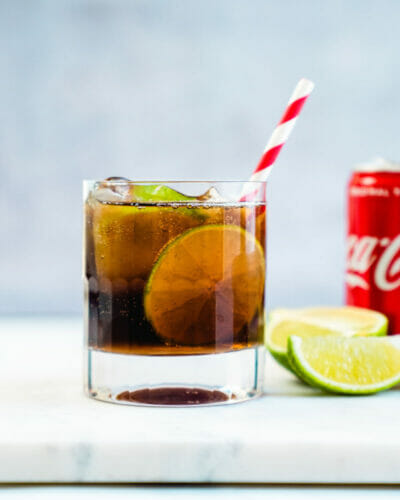 Tequila and coke