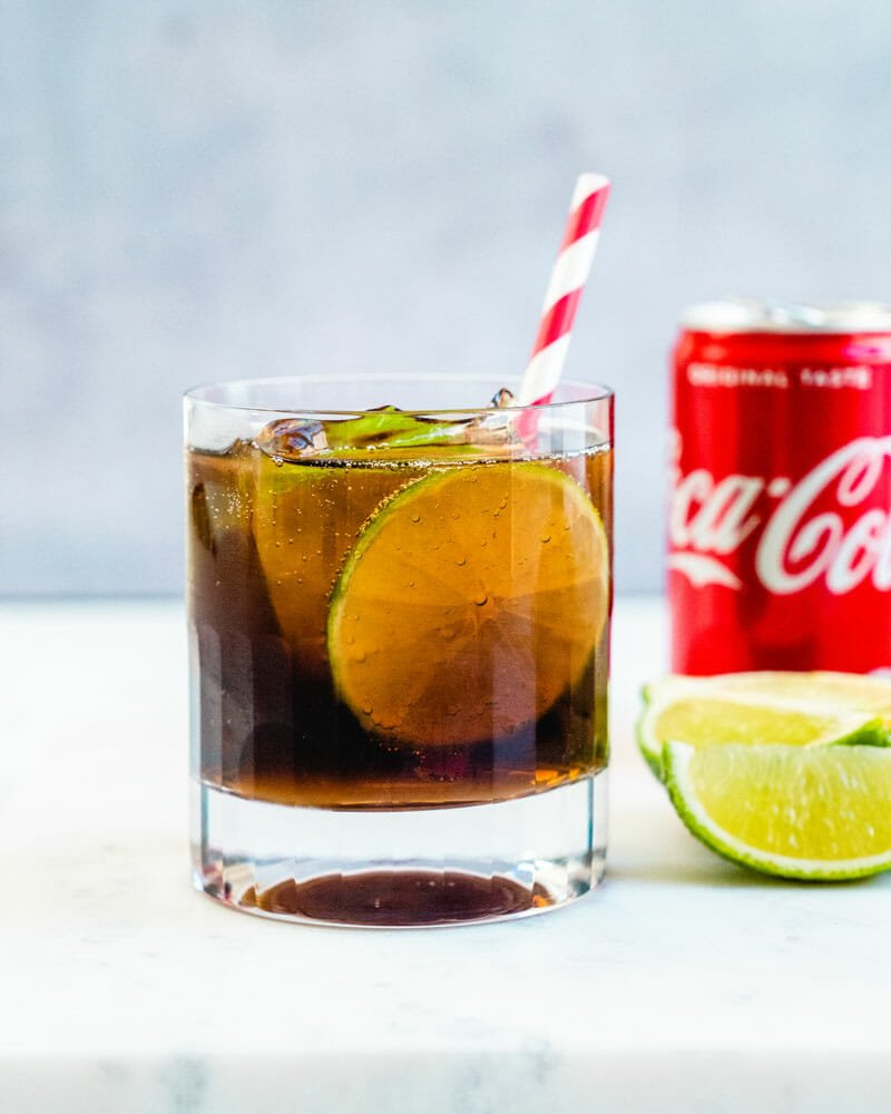 BEST Whiskey and Coke – A Couple Cooks