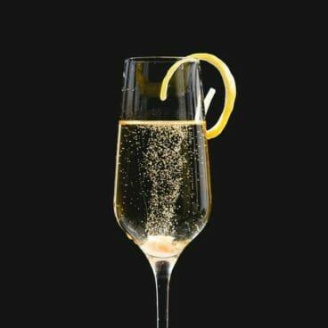 New Years Drinks